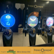 Birra senza CO2 - frescOpepe®
